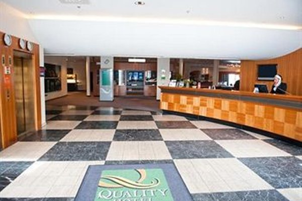 Quality Airport Hotel Stavanger - фото 8