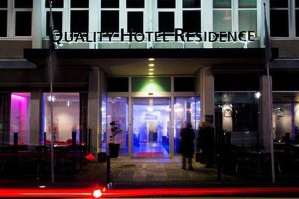 Quality Hotel Residence - фото 20