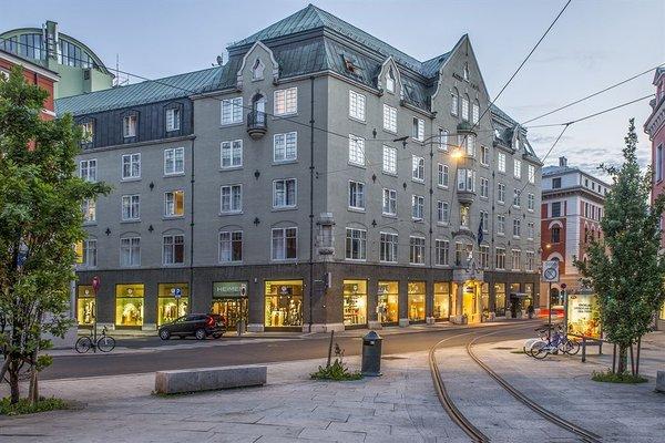Hotell Bondeheimen - фото 23