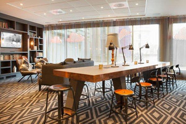 Отель Scandic Byporten - фото 11