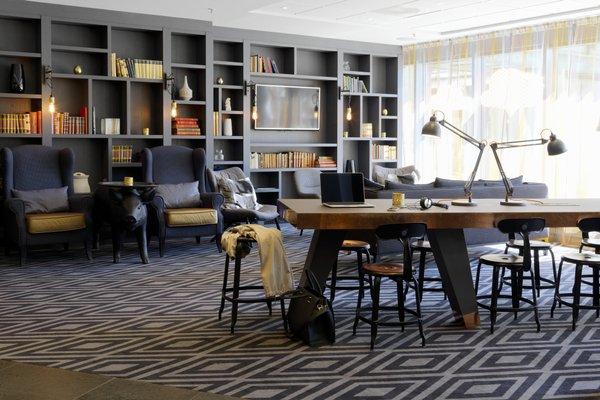 Отель Scandic Byporten - фото 12