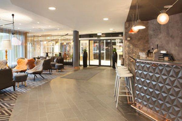 Отель Scandic Byporten - фото 14