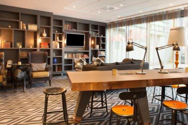 Отель Scandic Byporten - фото 16