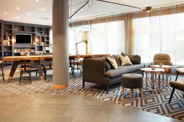Отель Scandic Byporten - фото 5