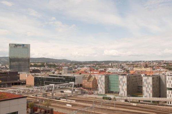 Opera Apartments - фото 15