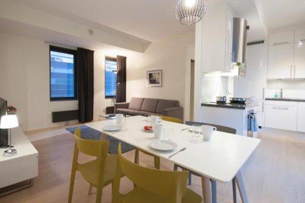 Opera Apartments - фото 19
