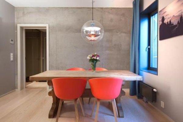 Opera Apartments - фото 20