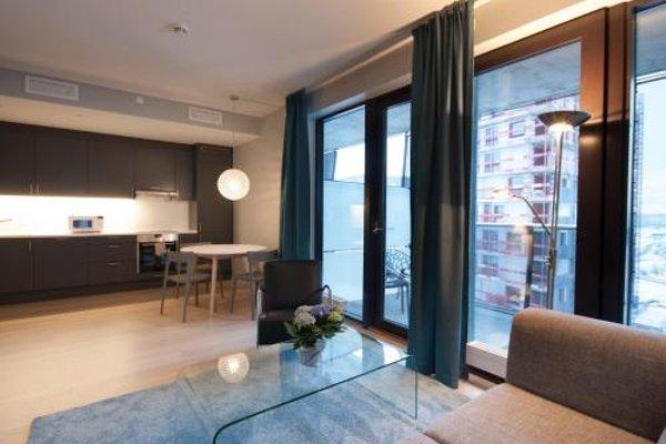 Opera Apartments - фото 6