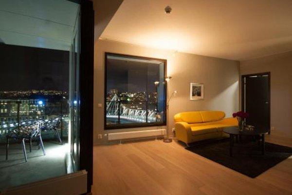 Opera Apartments - фото 7