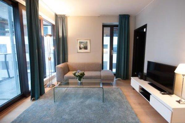 Opera Apartments - фото 9