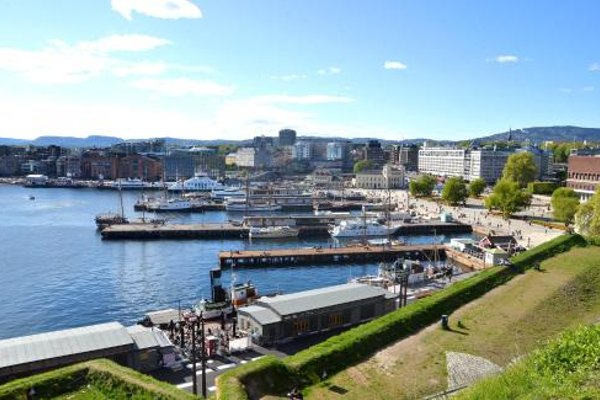 Oslo Apartments - Dronningensgate 15 - фото 19