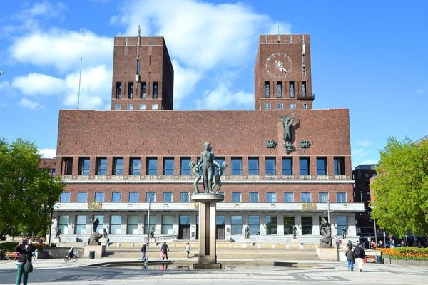 Oslo Apartments - Dronningensgate 15 - фото 20