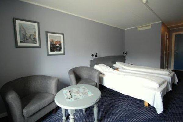 Mosjoen Hotel - фото 12