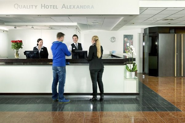 Quality Hotel Alexandra - 14