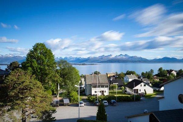 Molde Vandrerhjem Hostel - фото 22