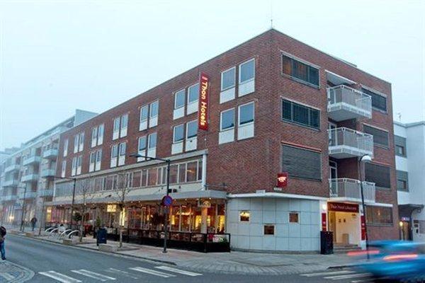 Thon Hotel Lillestrom - фото 22