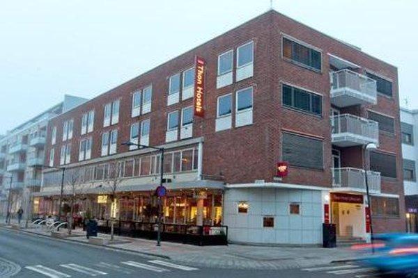 Thon Hotel Lillestrom - фото 23