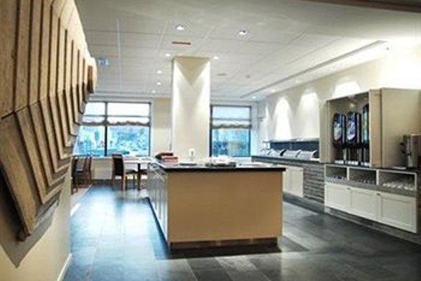 Quality Hotel Grand Kristiansund - фото 14