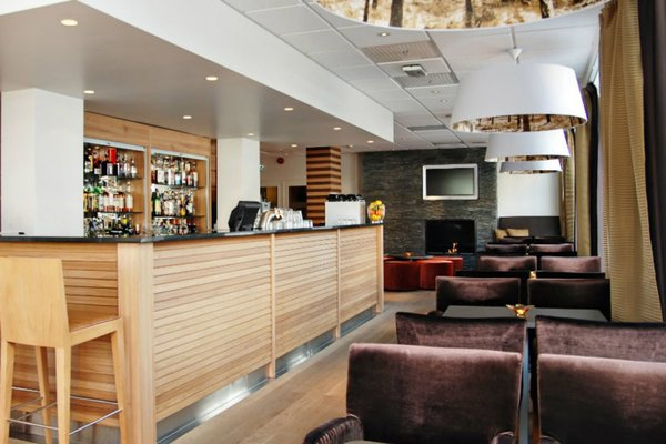 Quality Hotel Grand Kristiansund - фото 15
