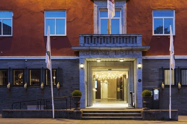 Quality Hotel Grand Kristiansund - фото 20