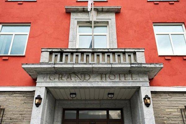 Quality Hotel Grand Kristiansund - фото 23