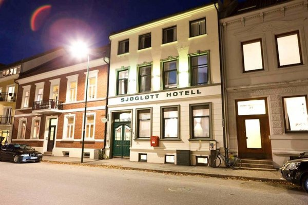Sjoglott Hotel - фото 19