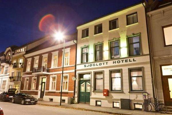 Sjoglott Hotel - фото 20