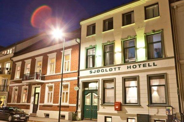 Sjoglott Hotel - фото 21