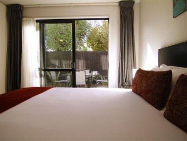 Guesthouse 175 Metropolitan Executive Motel on Riccarton