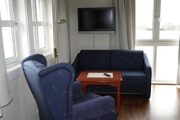 Galeasen Hotel - фото 4
