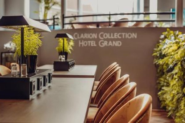 Clarion Collection Hotel Grand Bodo - фото 15