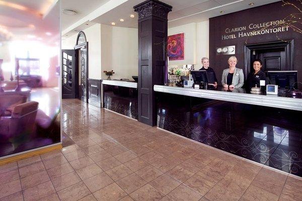 Clarion Collection Hotel Havnekontoret - фото 14