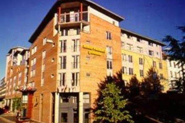 Comfort Hotel Holberg - фото 23