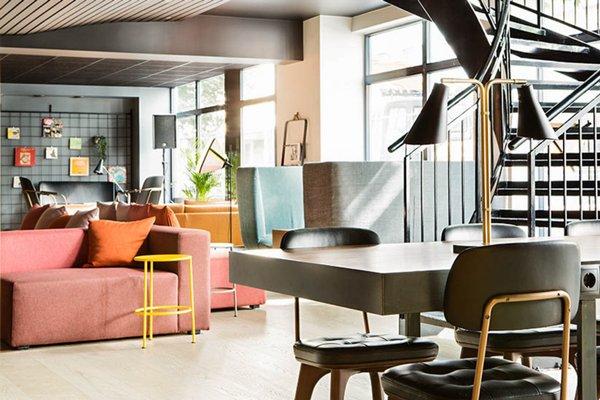 Comfort Hotel Holberg - фото 7