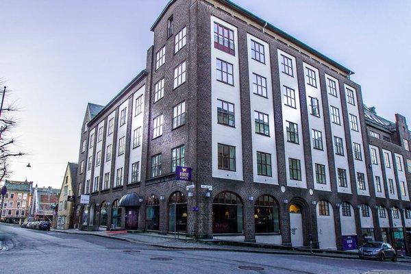 First Hotel Marin - фото 22