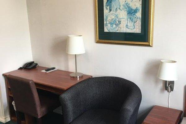Smaalenene Hotel - фото 11