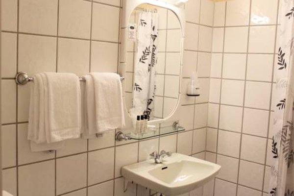 Smaalenene Hotel - фото 15