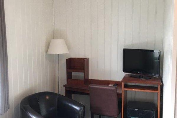 Smaalenene Hotel - фото 8