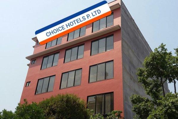 Choice Hotels - фото 19