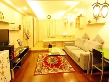 Apartments Qingdao Hengrui Zhizun International Serviced Apartment