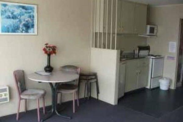 Townhouse Motel - фото 10
