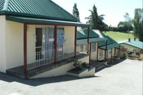 Townhouse Motel - фото 22