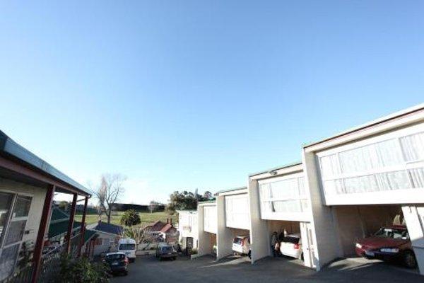 Townhouse Motel - фото 23