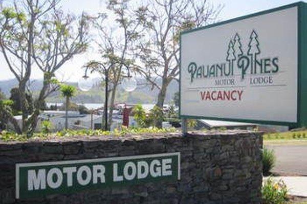 Pauanui Pines Motor Lodge - фото 9