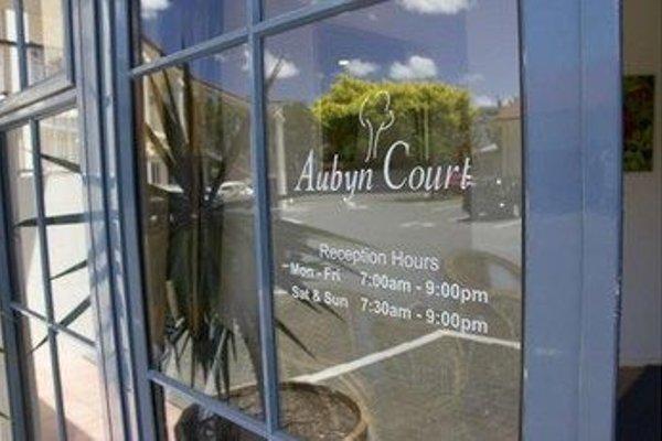 Aubyn Court Spa Motel - 16