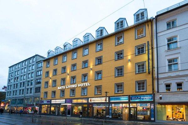 BATU Apart Hotel - фото 22