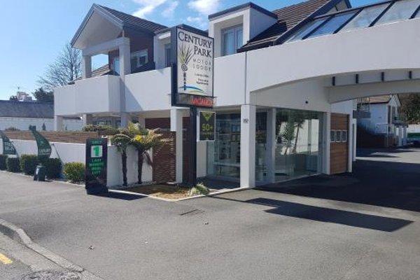 Century Park Motor Lodge - 20