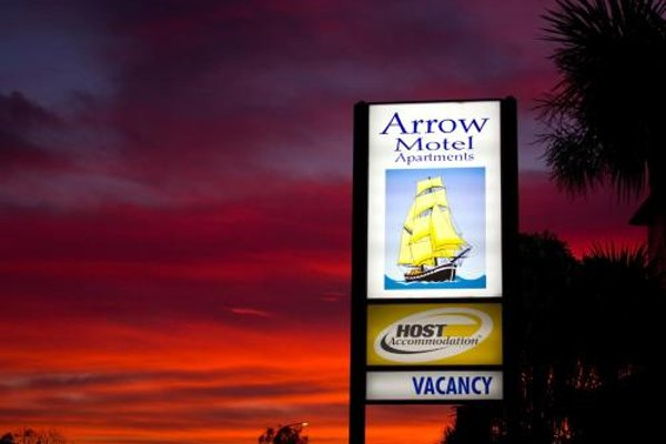 Arrow Motel Apartments - фото 17