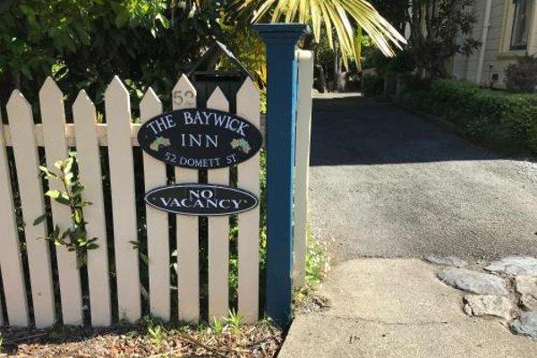 Baywick Inn Bed & Breakfast - фото 13