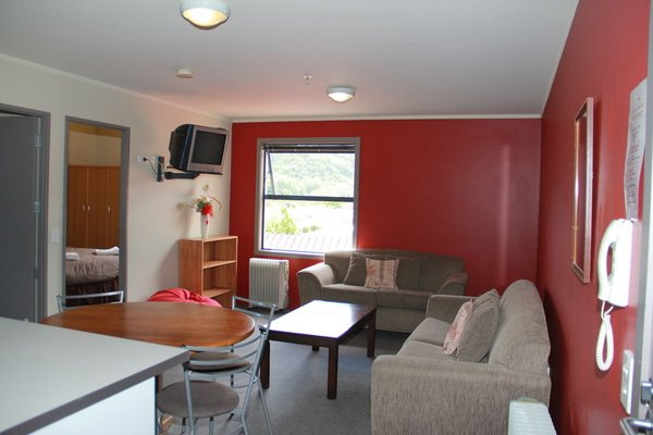 Nikau Apartments - фото 11